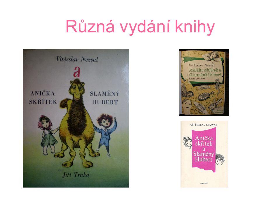 Různá vydání knihy