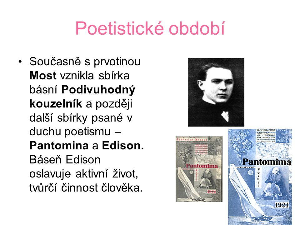 Poetistické období