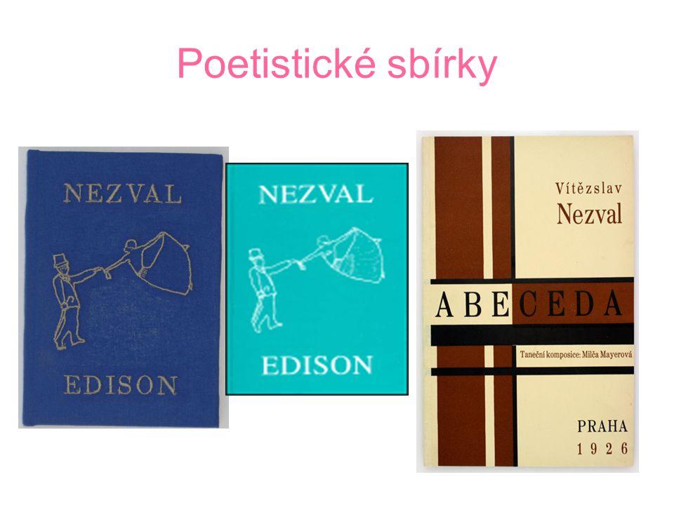 Poetistické sbírky