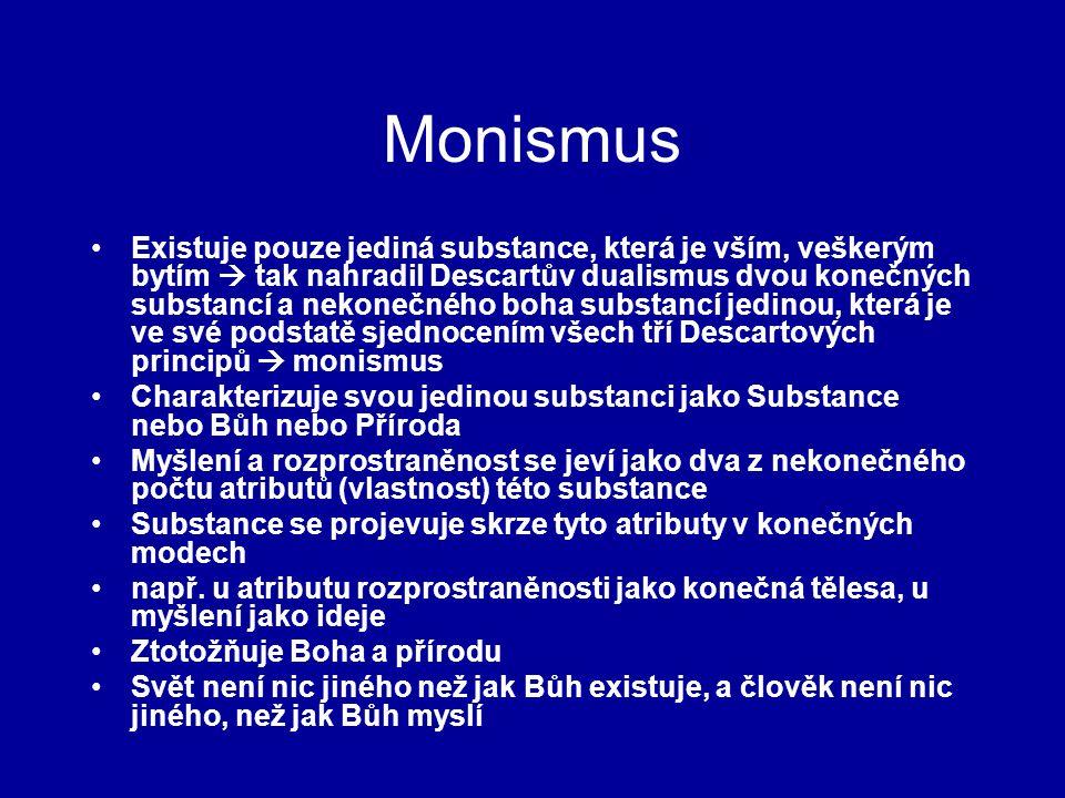 Monismus