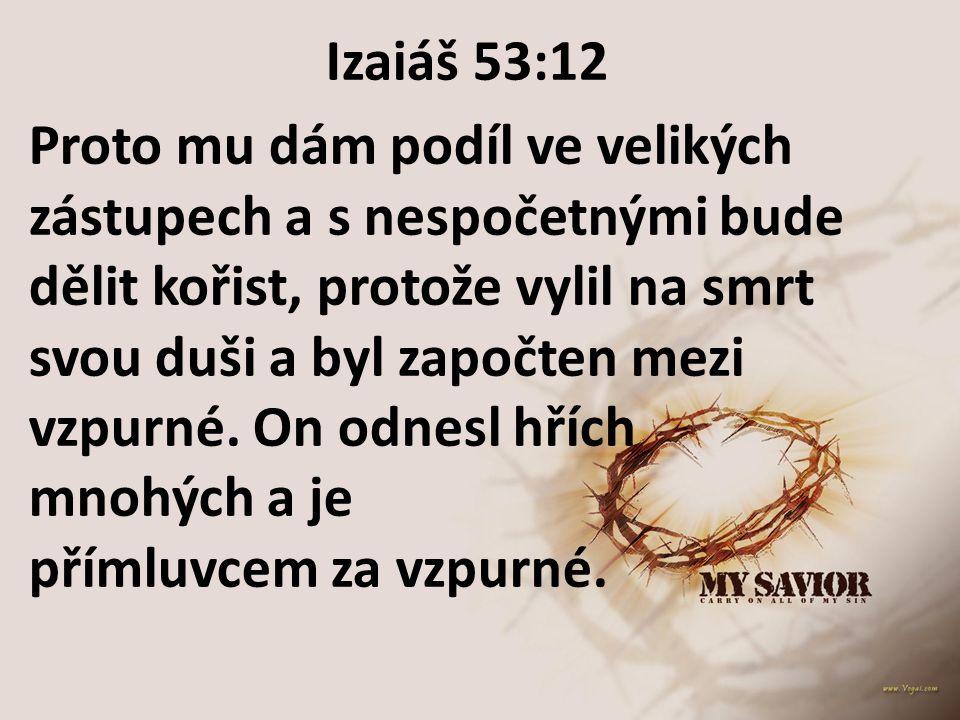 Izaiáš 53:12