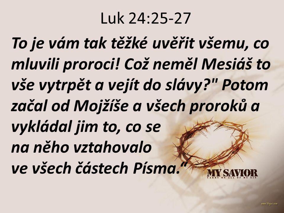 Luk 24:25-27