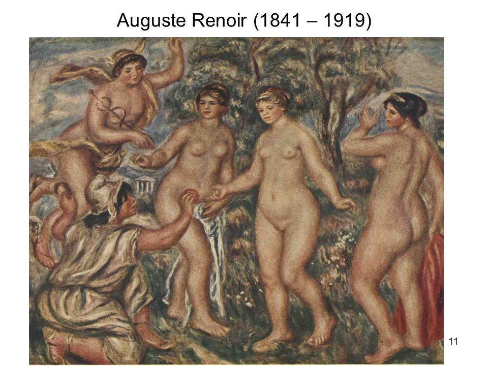 Auguste Renoir (1841 – 1919)