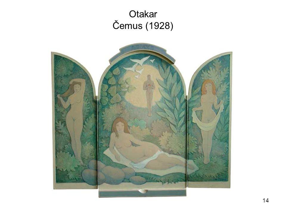 Otakar Čemus (1928)