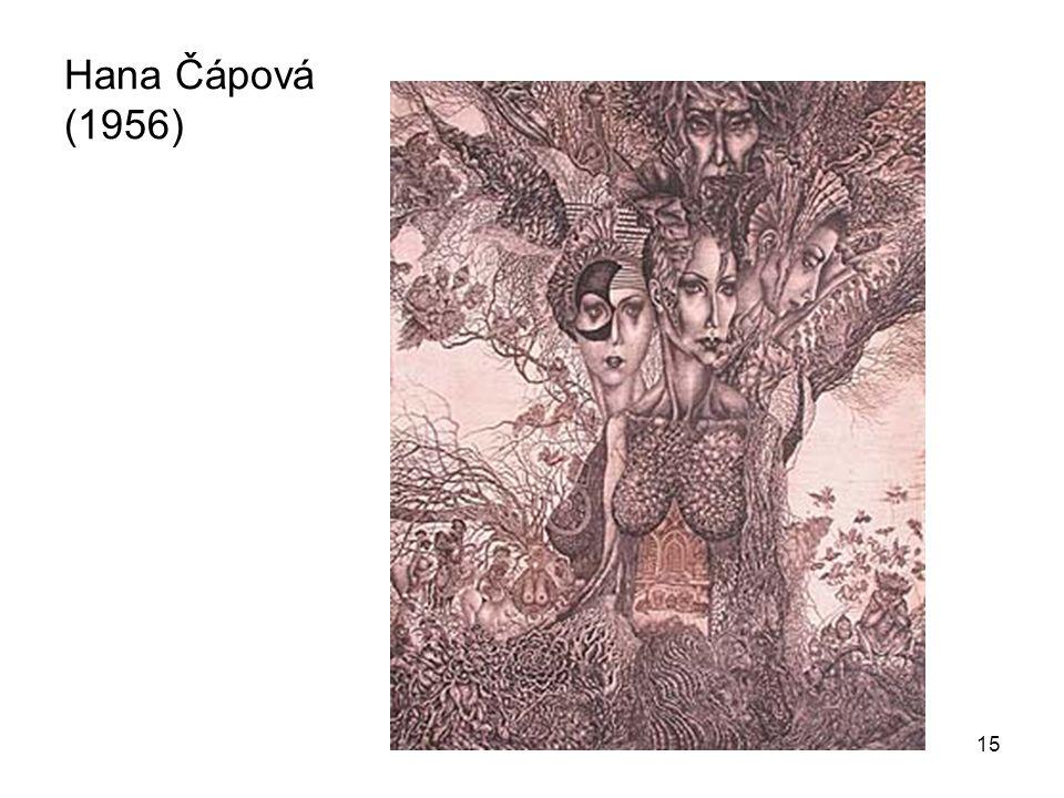 Hana Čápová (1956)