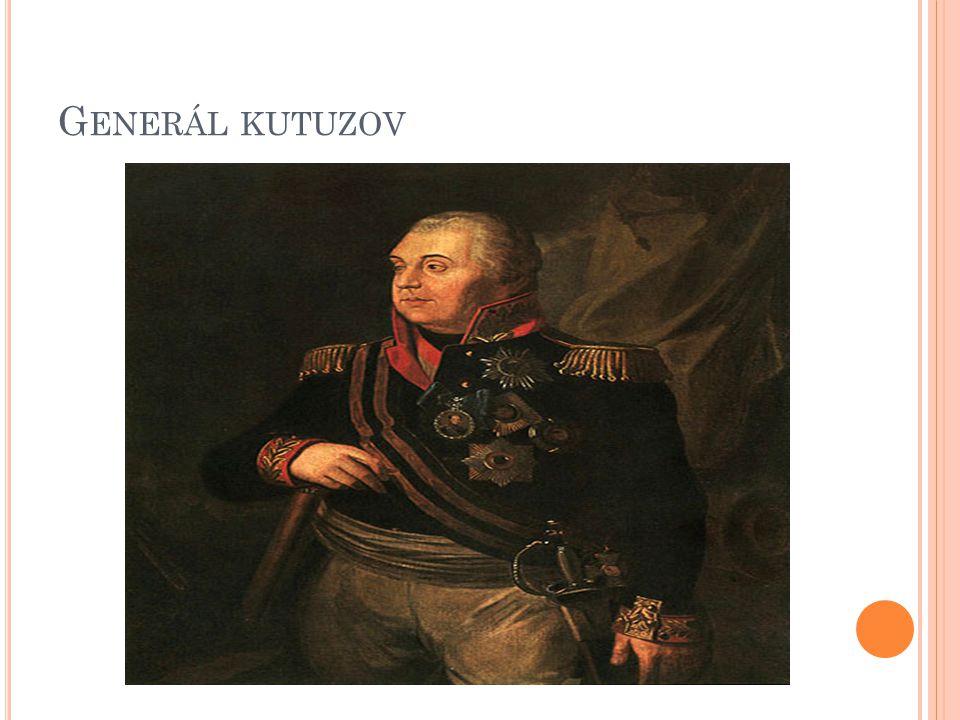 Generál kutuzov