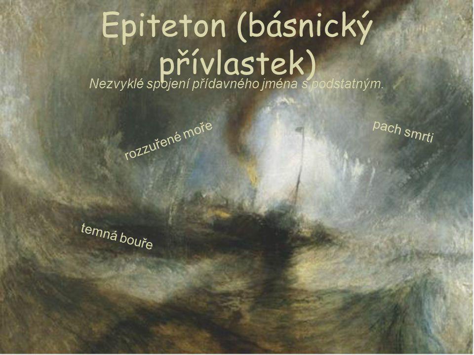 Epiteton (básnický přívlastek)