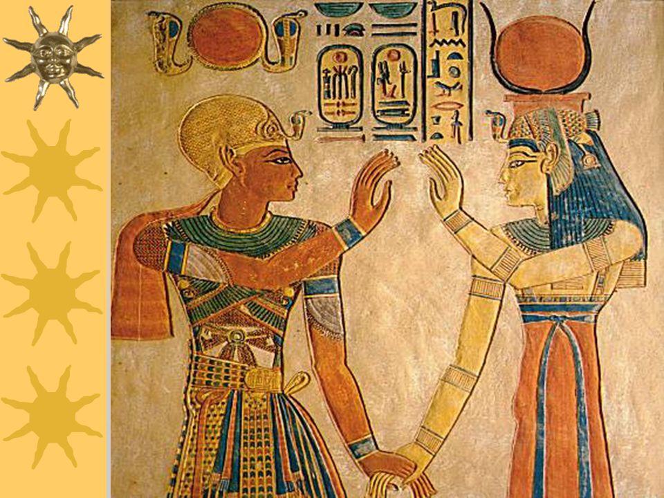 "Amon ""skrytý Za vlády Achnatona I. monoteistický kult Atona"