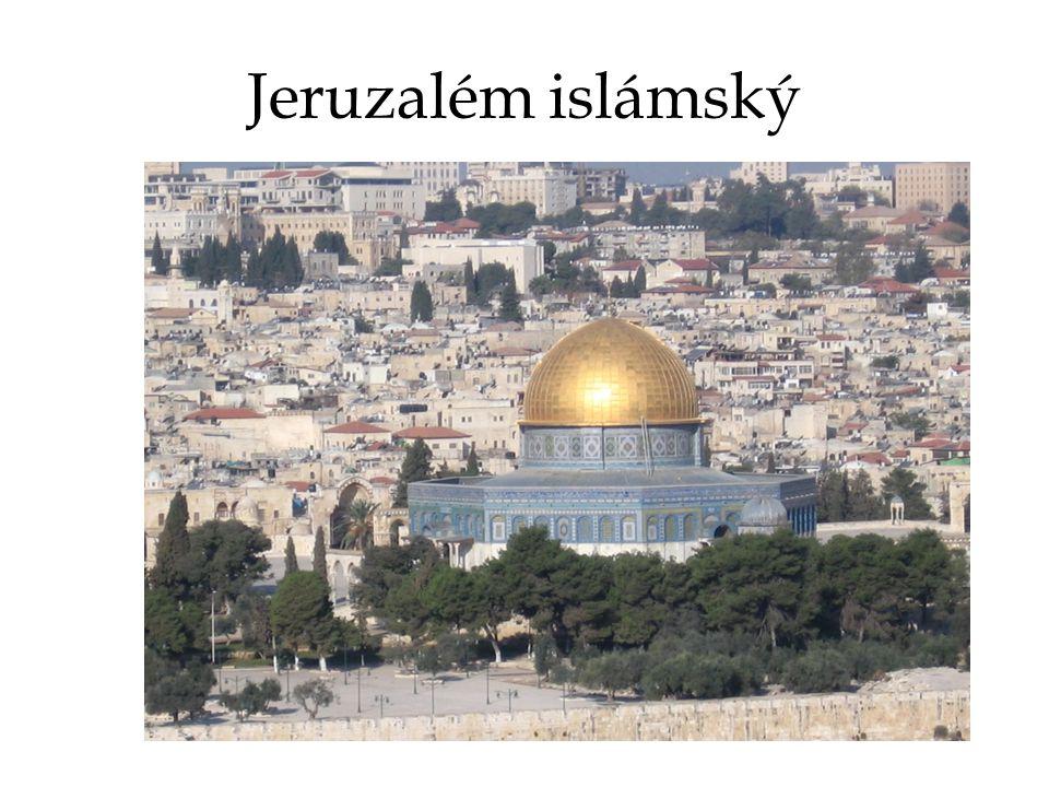 Jeruzalém islámský