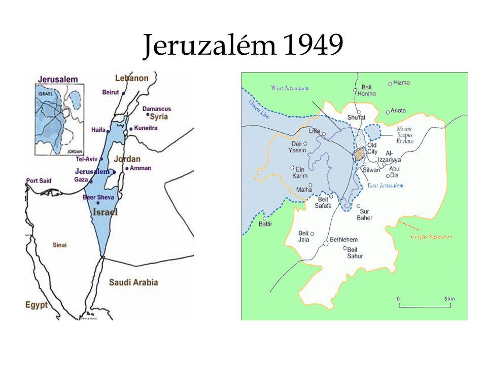 Jeruzalém 1949