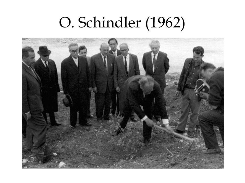 O. Schindler (1962)