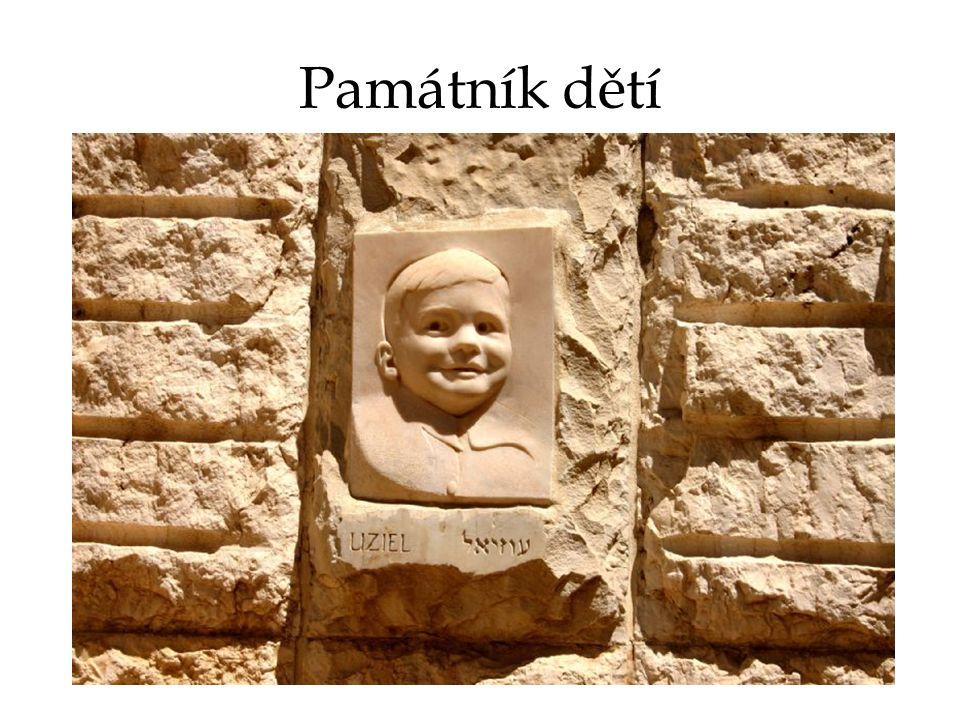 Památník dětí