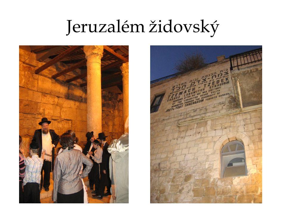 Jeruzalém židovský