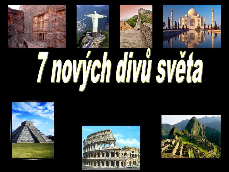 7 nových divů světa