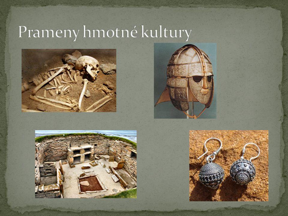 Prameny hmotné kultury