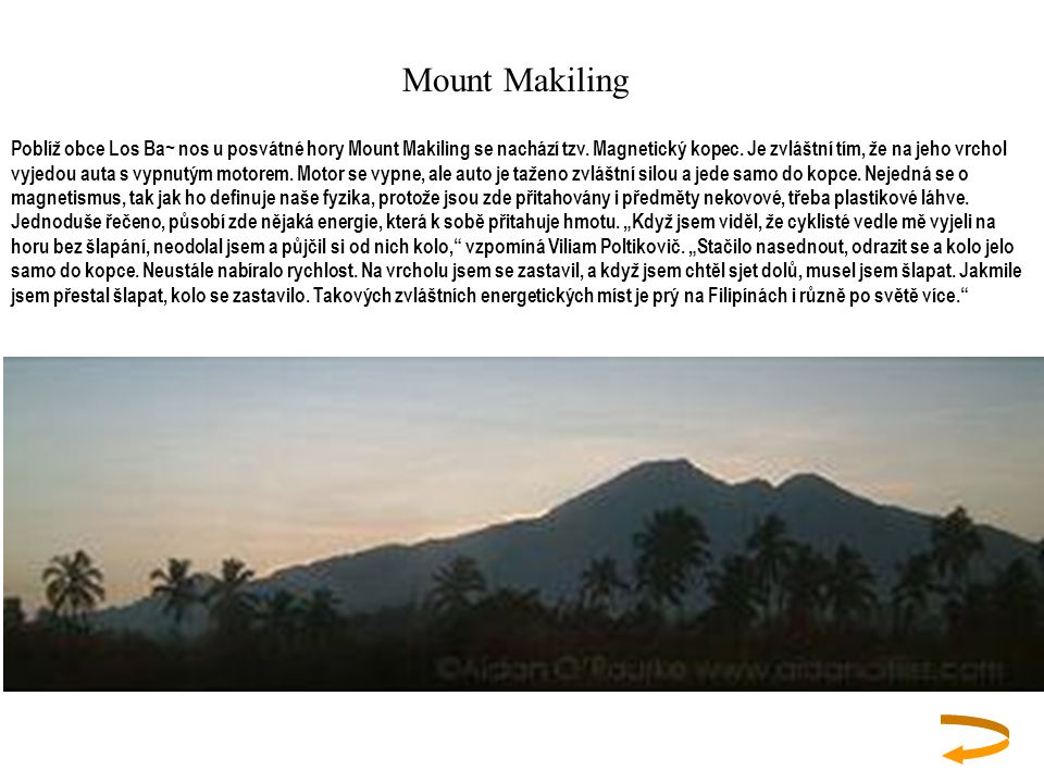 Mount Makiling