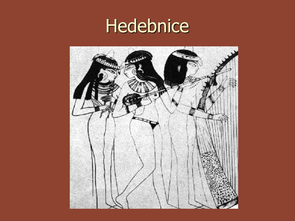Hedebnice