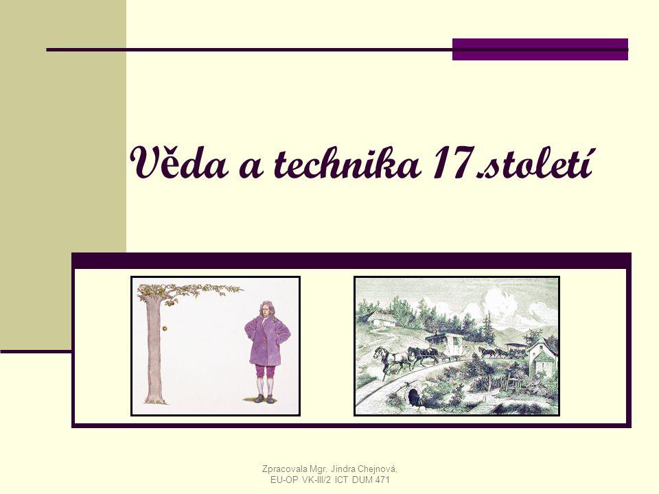 Věda a technika 17.století