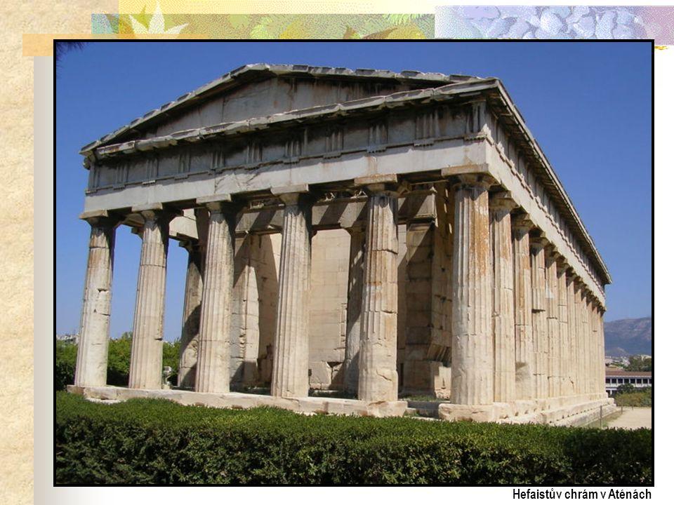 Hefaistův chrám v Aténách