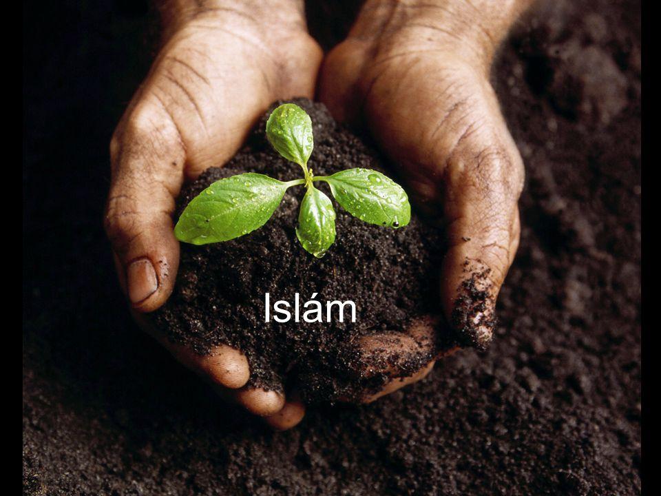 Islám Postup vložení tohoto snímku do prezentace