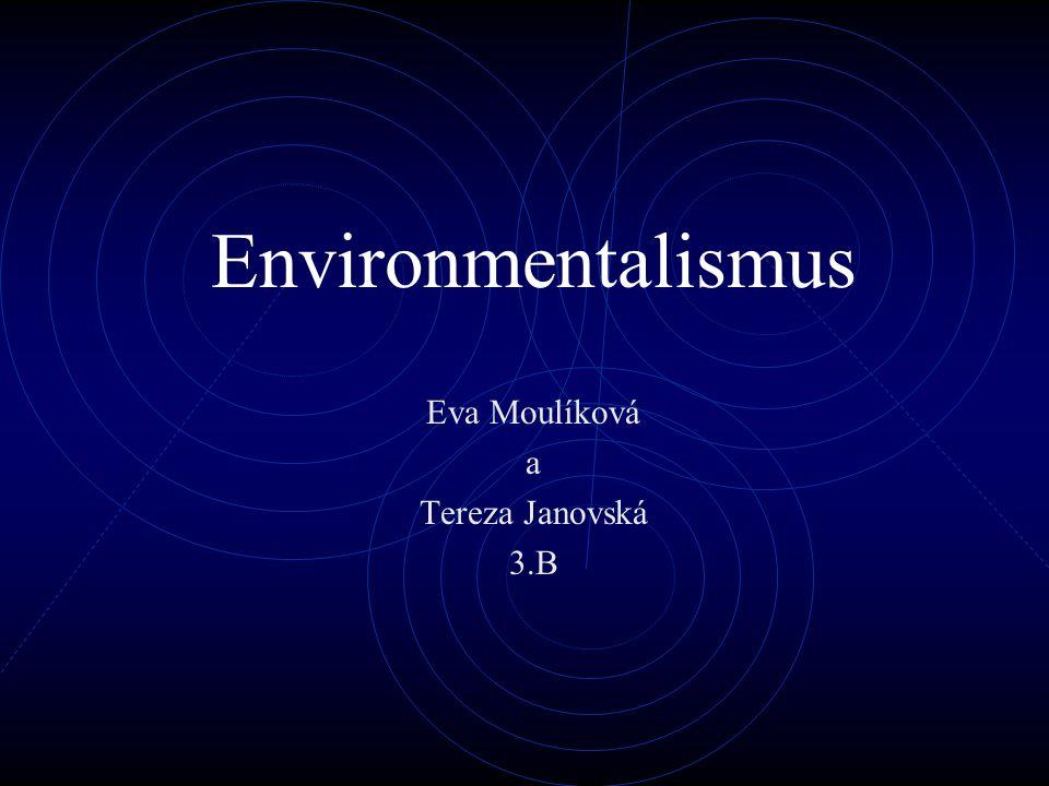 Eva Moulíková a Tereza Janovská 3.B