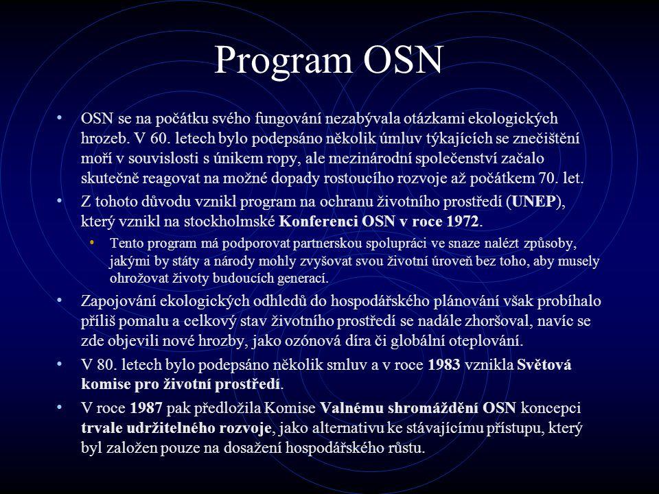 Program OSN