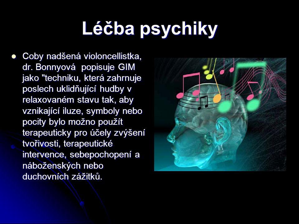 Léčba psychiky