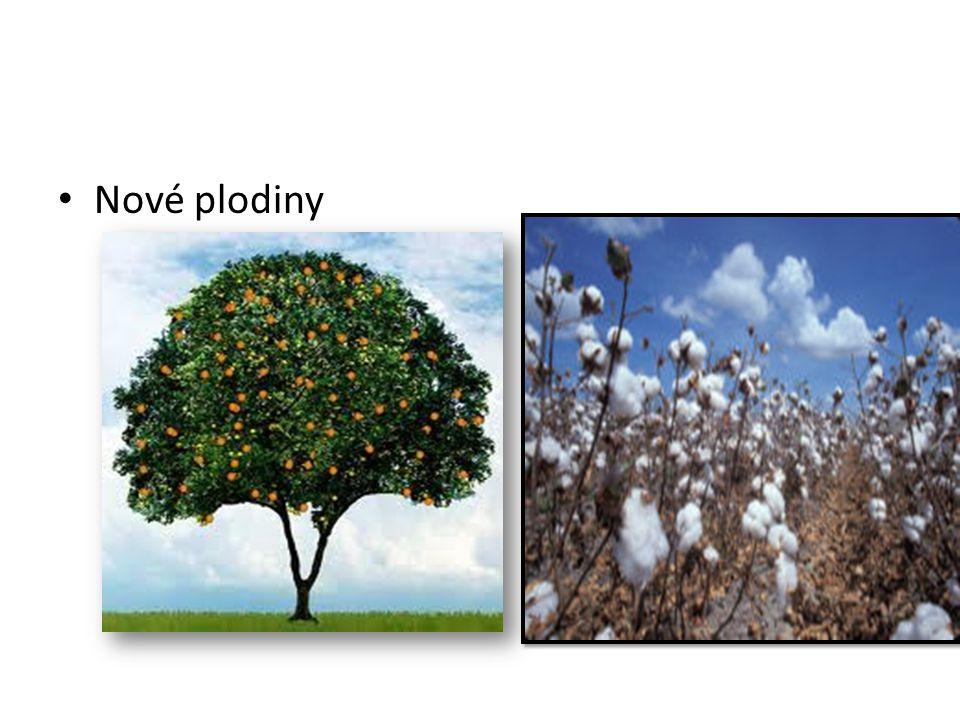 Nové plodiny