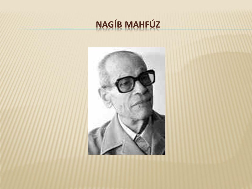 NagÍb MahfÚz