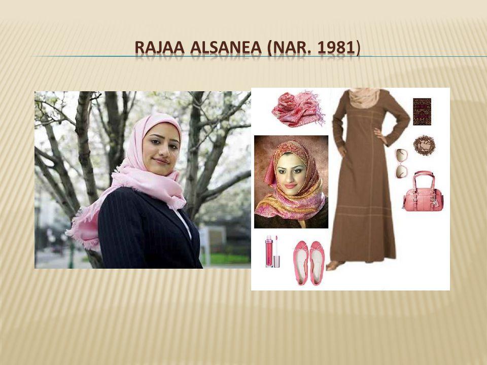 Rajaa AlSanea (nar. 1981)