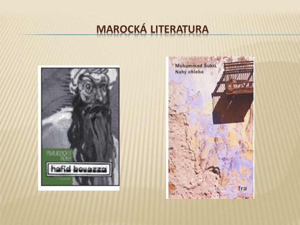 Marocká literatura