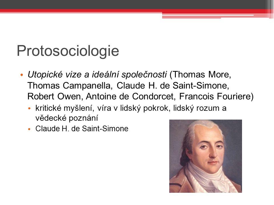 Protosociologie