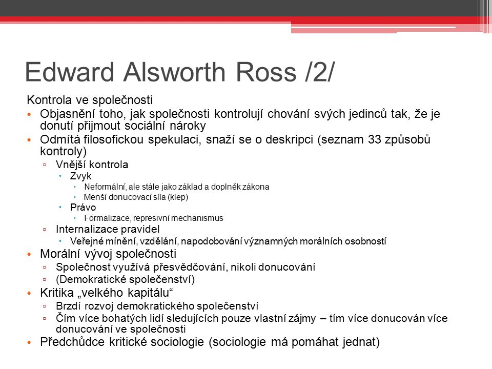 Edward Alsworth Ross /2/
