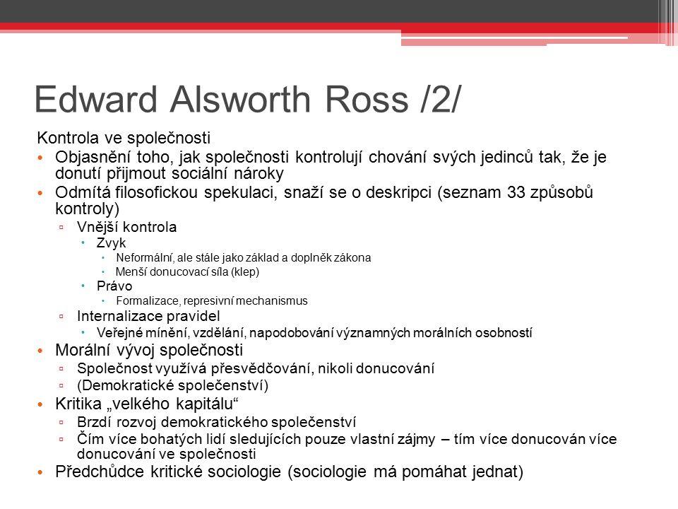 Edward Alsworth Ross /2/
