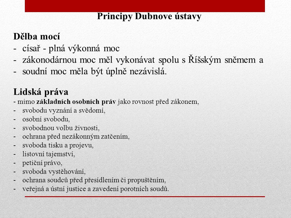 Principy Dubnove ústavy