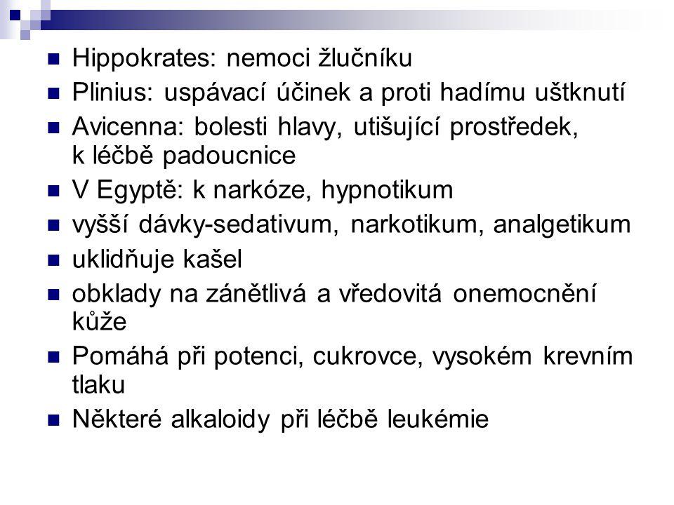 Hippokrates: nemoci žlučníku