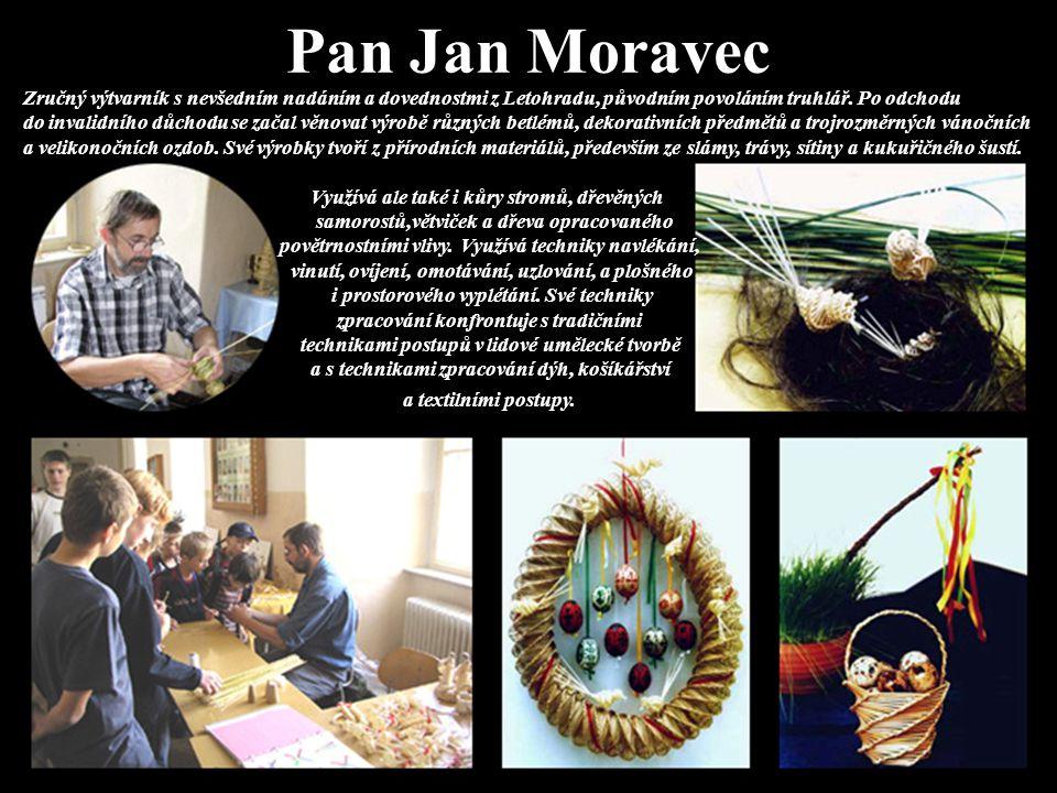 Pan Jan Moravec