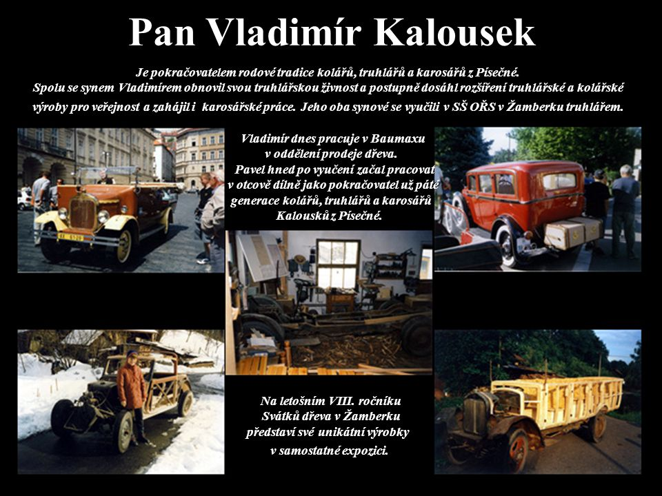 Pan Vladimír Kalousek