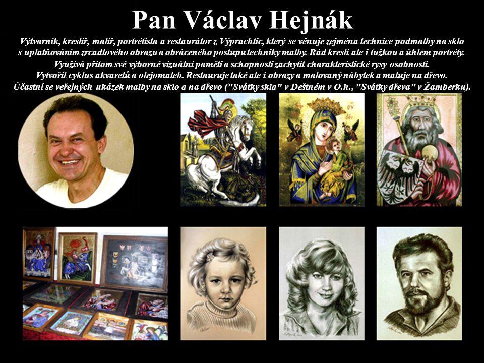 Pan Václav Hejnák
