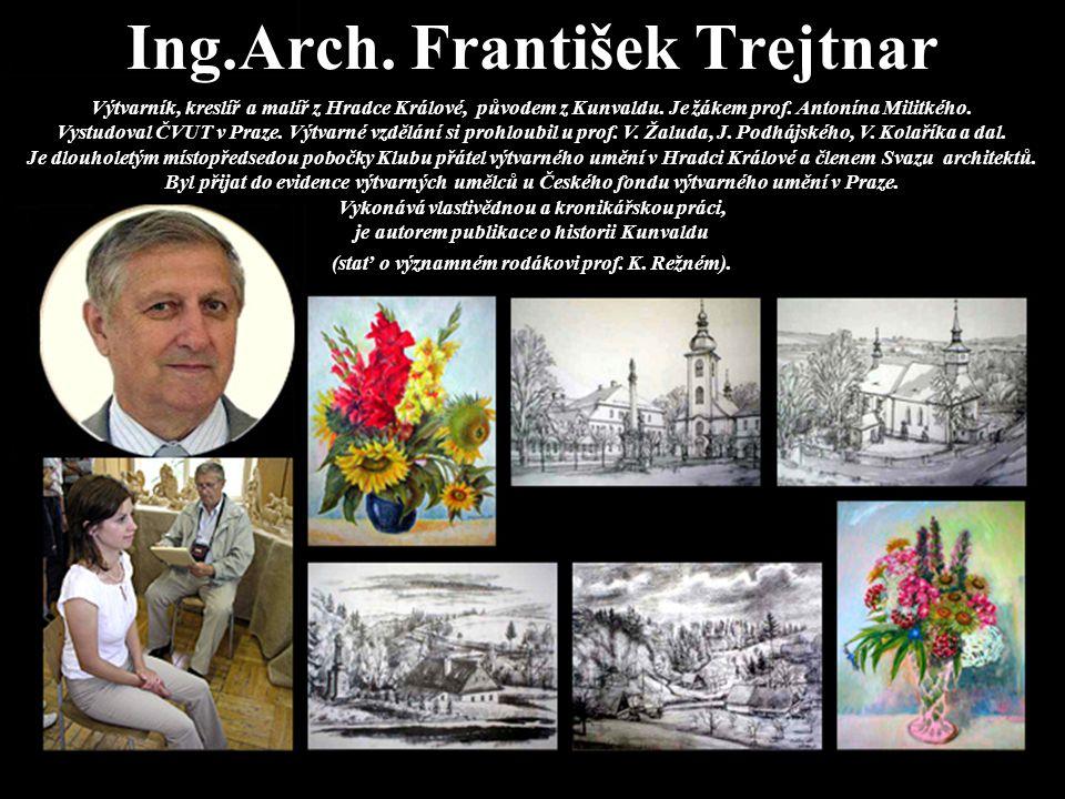 Ing.Arch. František Trejtnar