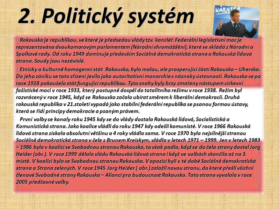 2. Politický systém