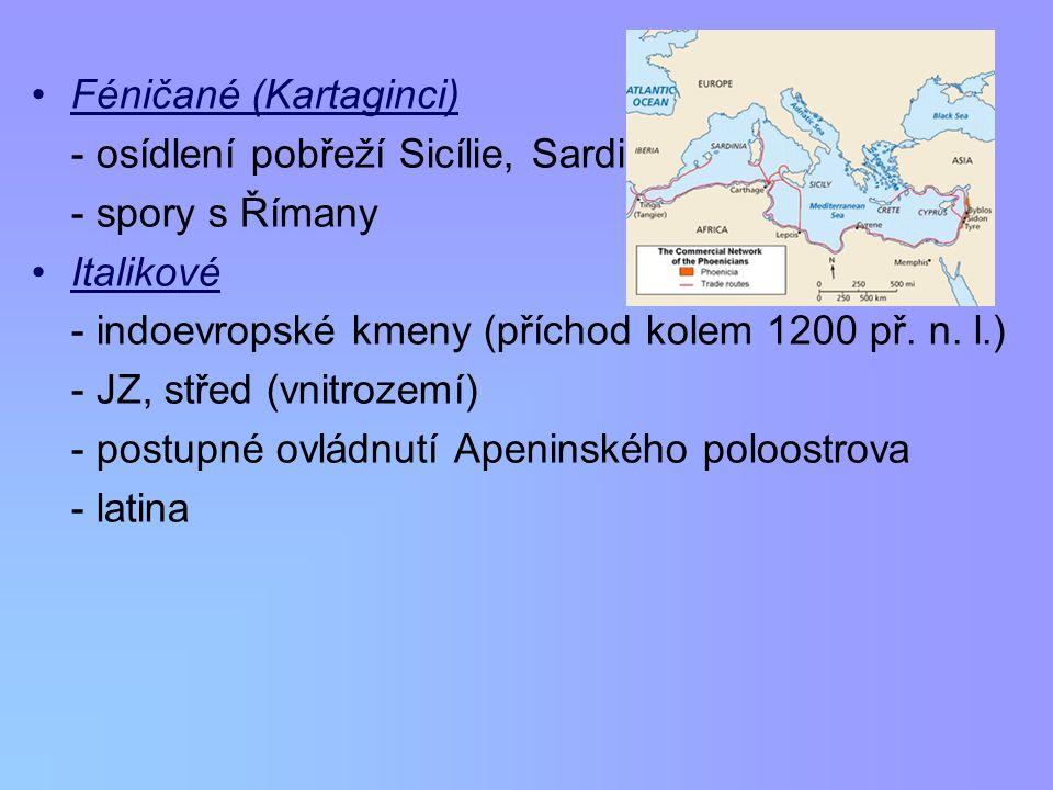 Féničané (Kartaginci)
