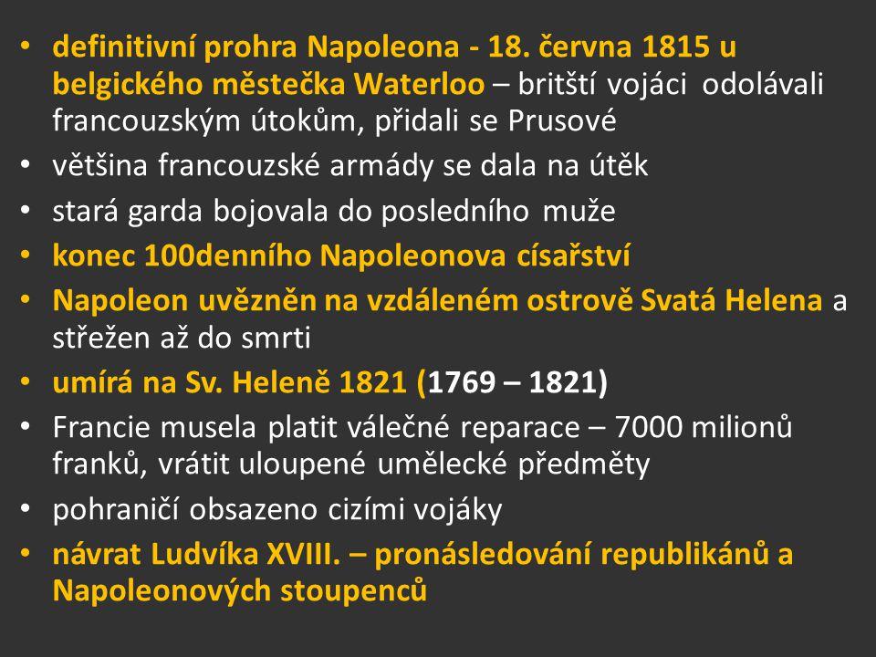definitivní prohra Napoleona - 18