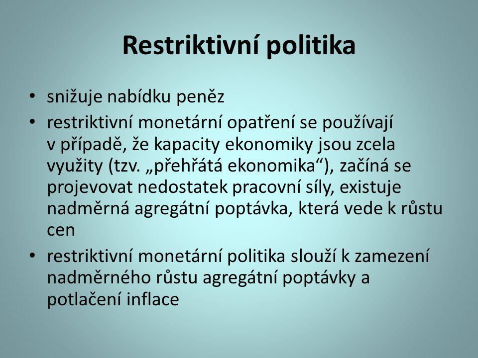 Restriktivní politika