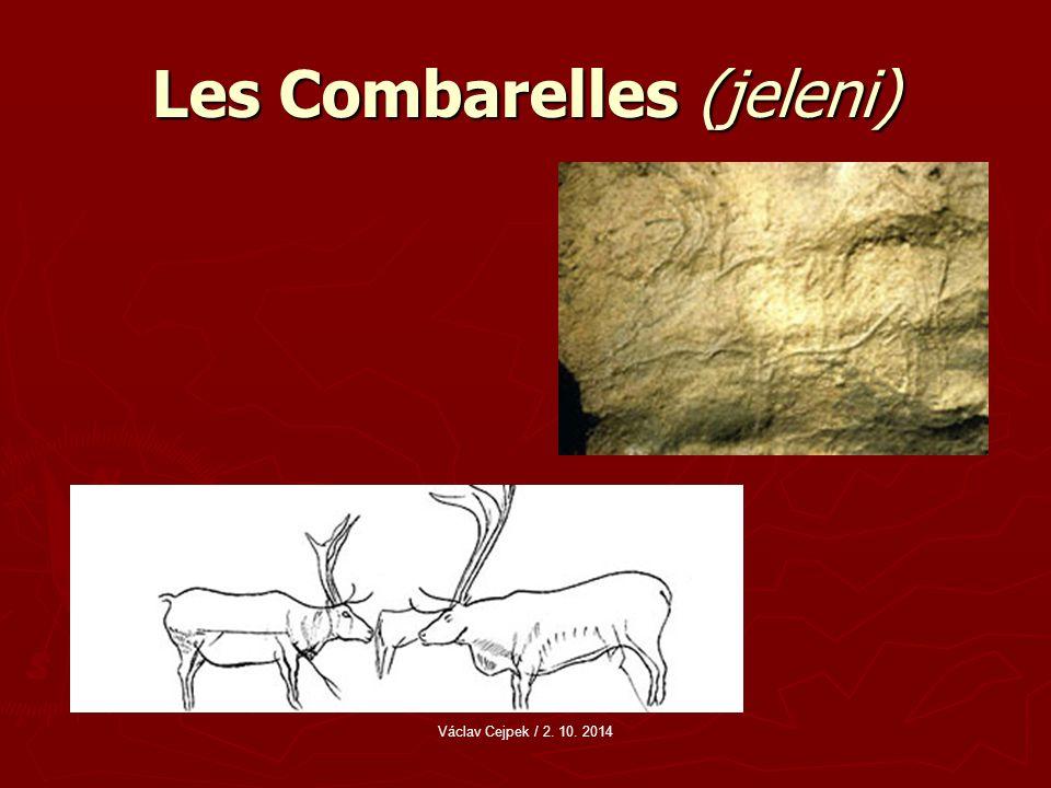 Les Combarelles (jeleni)