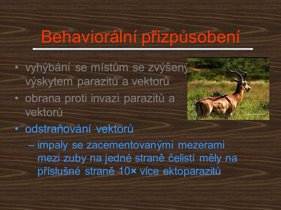 Behaviorální přizpůsobení