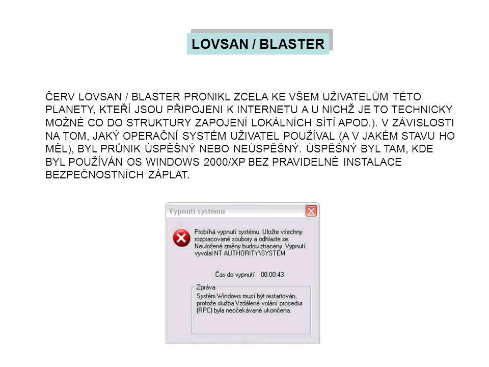 LOVSAN / BLASTER
