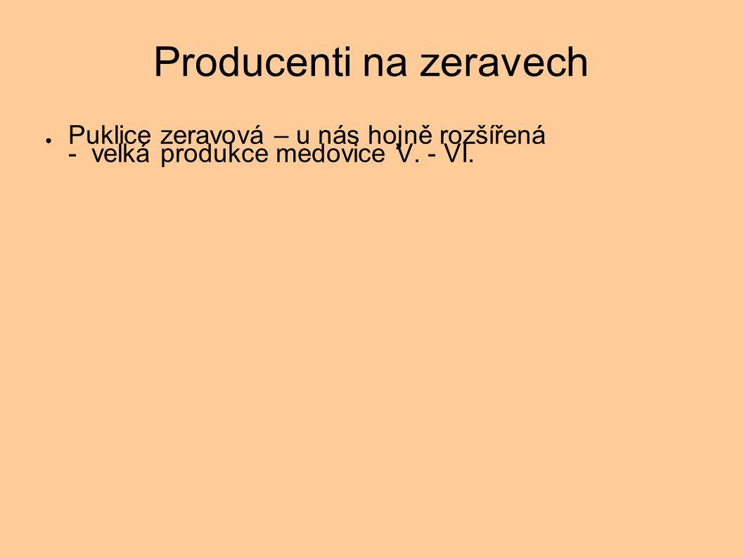 Producenti na zeravech