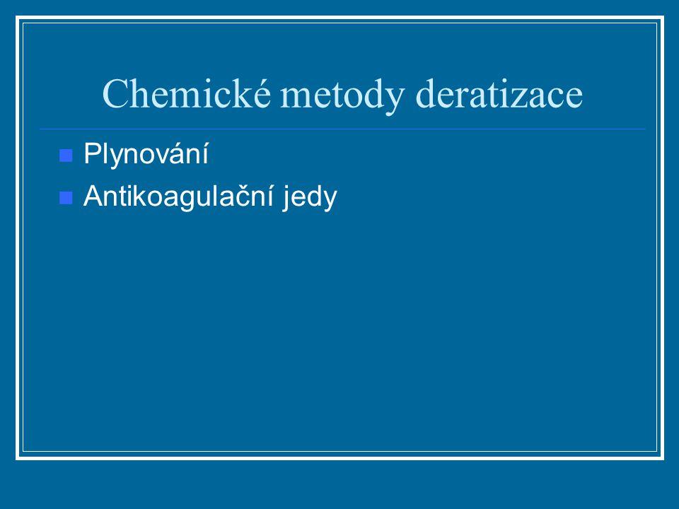 Chemické metody deratizace