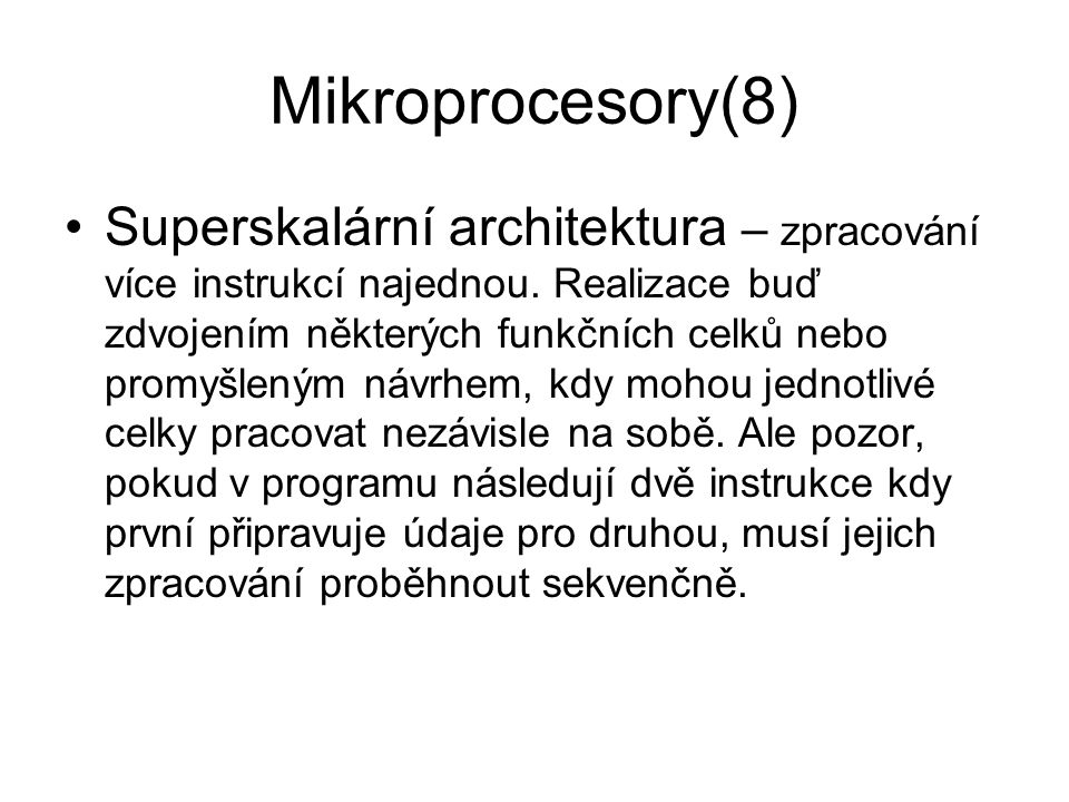 Mikroprocesory(8)